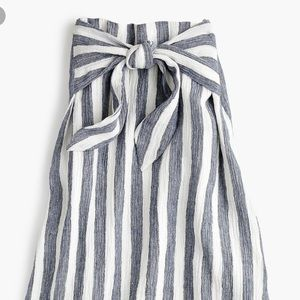 Pont Sur for JCrew Shipwrecked Skirt